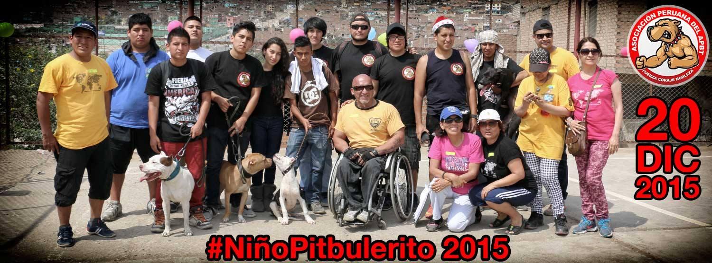 #NiñoPitbulerito 2015