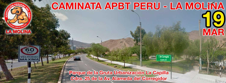 Caminata Apbt Peru – La Molina