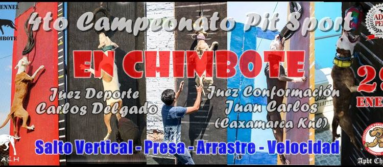 4to Campeonato Pitsport En Chimbote